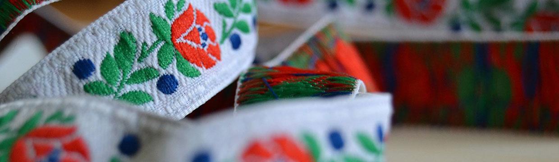 Nositelé tradice lidových řemesel. Nemateriální statky tradiční lidové kultury