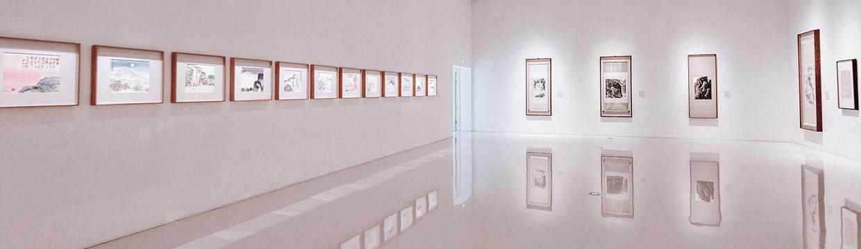 Výstava oboru grafický design Střední uměleckoprůmyslové školy Uherské Hradiště