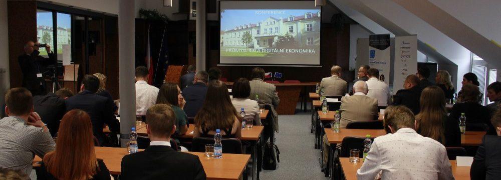Konference Průmysl 4.0 a digitální ekonomika