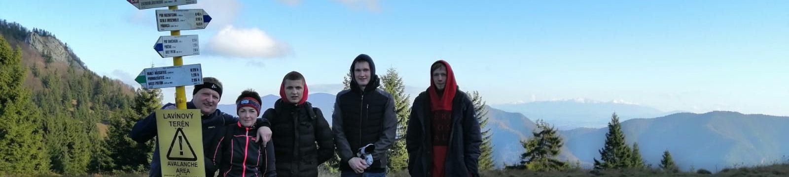 Stáže litevských studentů v SOŠ Luhačovice