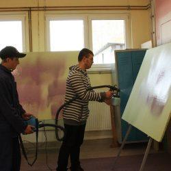 Den otevřených dveří na SOU ve Valašských Kloboukách