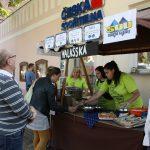 Studenti SOUVK se zapojili do Street Food Festivalu ve Valašských Kloboukách