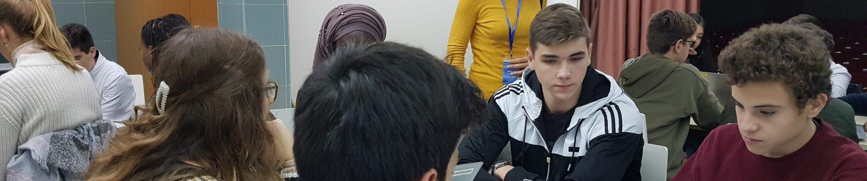 Digitální hry vznikají na Obchodní akademii Tomáše Bati v mezinárodní spolupráci