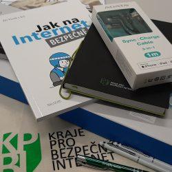 Krajské finále soutěže v projektu Kraje pro bezpečný internet zná svého vítěze