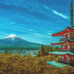 Nabídka stipendií pro vyšší odborné a vysokoškolské studium v Japonsku