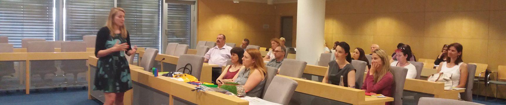 Třetí setkání zpracovatelů KAP a MAP ve Zlínském kraji