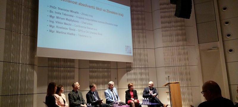 Kraj uspořádal konferenci věnovanou problematice čtenářské gramotnosti