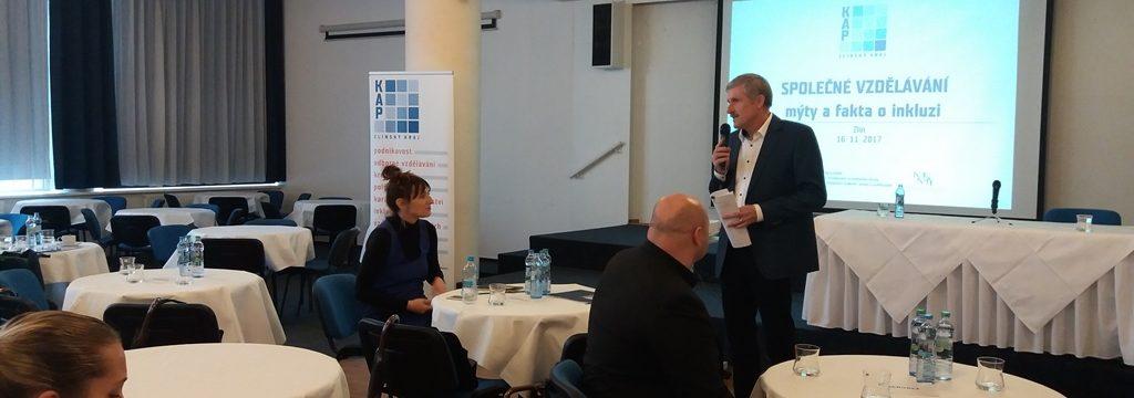 Společné vzdělávání je aktuálním tématem českého školství