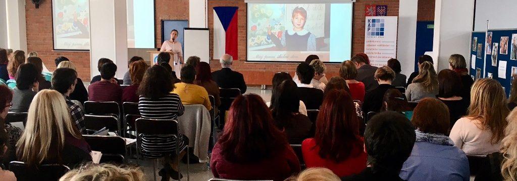 Konference přinesla zajímavé podněty i konkrétní nástroje pro práci školních kariérových poradců