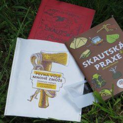 Skauti vydali bestseller: tábornická příručka zaujala již jedenáct tisíc čtenářů