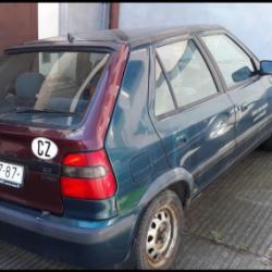 Osobní automobil Škoda Felicie
