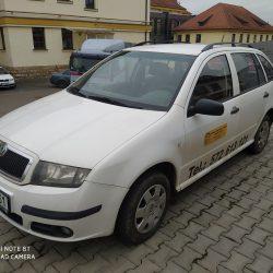 Automobil Škoda Fabia combi
