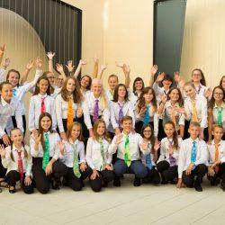 Uherskohradišťský dětský sbor hledá nové členy