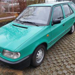 Škoda Felicia Combi, benzín 1,6