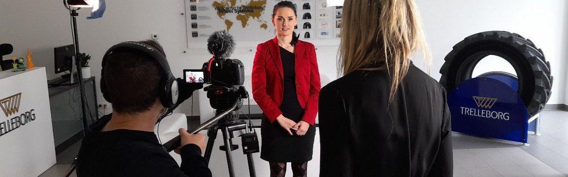 Krajská hospodářská komora připravuje reportáž o úspěšných ženách v technických profesích