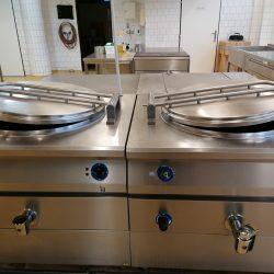 Vybavení školní kuchyně