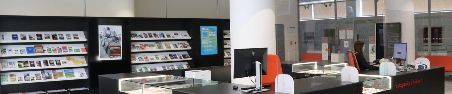28. května bude slavnostně otevřeno nové Krajské Turistické Informační Centrum ve 14|15 BAŤOVĚ INSTITUTU