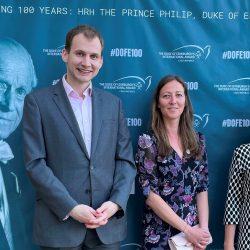 Oslavy sta let prince Philipa a odstartování globální výzvy #dofe100