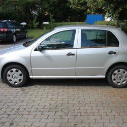 Škoda Fabia Hatchback