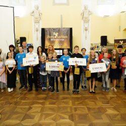 Do Holešova se sjely talentované děti z celého kraje